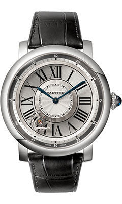 Cartier,Cartier - Rotonde de Cartier Astrotourbillon - Watch Brands Direct