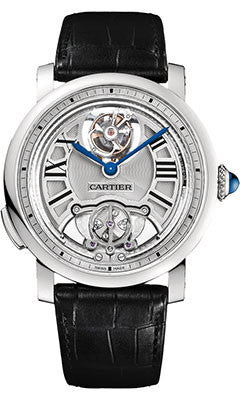 Cartier,Cartier - Rotonde de Cartier Minute Repeater Flying Tourbillon - Watch Brands Direct