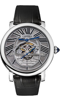 Cartier,Cartier - Rotonde de Cartier Astroregulateur - Watch Brands Direct