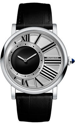 Cartier,Cartier - Rotonde de Cartier Mysterious - Watch Brands Direct