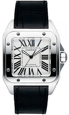 Cartier,Cartier - Santos 100 Large - Watch Brands Direct