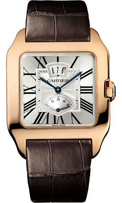 Cartier,Cartier - Santos Dumont Power Reserve - Watch Brands Direct