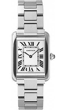 Cartier,Cartier - Tank Solo Small - Watch Brands Direct