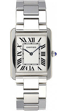 Cartier,Cartier - Tank Solo Large - Watch Brands Direct