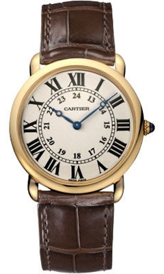 Cartier,Cartier - Ronde Louis Cartier Large - Watch Brands Direct