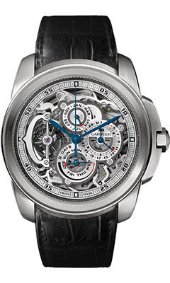 Cartier,Cartier - Calibre de Cartier Grande Complication - Watch Brands Direct