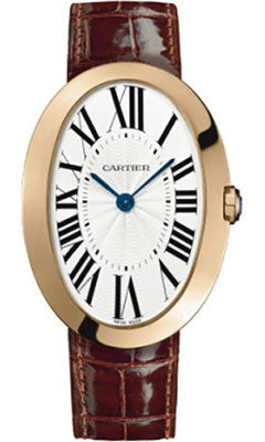 Cartier,Cartier - Baignoire Large - Pink Gold - Watch Brands Direct