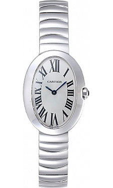 Cartier,Cartier - Baignoire Small - White Gold - Watch Brands Direct