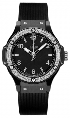 Hublot,Hublot - Big Bang 38mm Black Magic - Watch Brands Direct