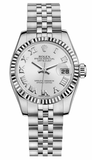 Rolex - Datejust Lady 26 - Steel Fluted Bezel - Watch Brands Direct  - 54