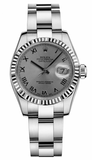 Rolex - Datejust Lady 26 - Steel Fluted Bezel - Watch Brands Direct  - 48