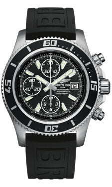 Breitling,Breitling - Superocean Chronograph II Abyss White Satin Finish - Watch Brands Direct