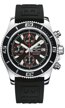 Breitling,Breitling - Superocean Chronograph II Abyss Red - Watch Brands Direct