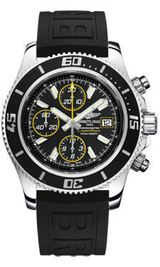 Breitling,Breitling - Superocean Chronograph II Abyss Yellow - Watch Brands Direct