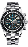 Breitling,Breitling - Superocean Chronograph II Abyss Blue - Watch Brands Direct