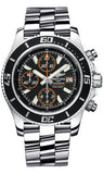 Breitling,Breitling - Superocean Chronograph II Abyss Orange - Watch Brands Direct