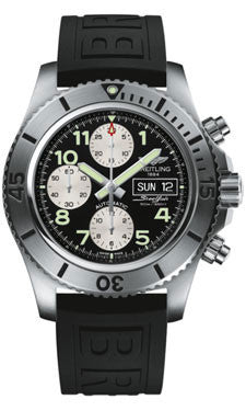 Breitling,Breitling - Superocean Chronograph Steelfish Diver Pro III Strap - Watch Brands Direct