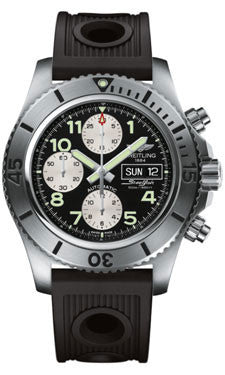 Breitling,Breitling - Superocean Chronograph Steelfish Ocean Racer Strap - Watch Brands Direct