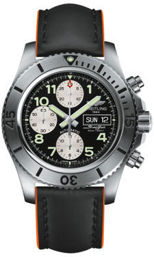 Breitling,Breitling - Superocean Chronograph Steelfish Superocean Strap - Watch Brands Direct