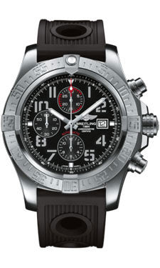 Breitling,Breitling - Super Avenger II Ocean Racer Strap - Watch Brands Direct