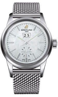 Breitling,Breitling - Transocean 38 Ocean Classic Bracelet - Watch Brands Direct