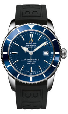 Breitling,Breitling - Superocean Heritage 42 Diver Pro III Strap - Watch Brands Direct