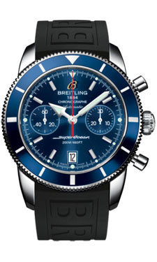 Breitling,Breitling - Superocean Heritage Chronographe 44 Diver Pro III Strap - Watch Brands Direct