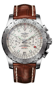 Breitling,Breitling - Skyracer Stainless Steel - Watch Brands Direct