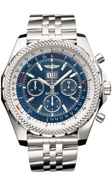 Breitling,Breitling - Bentley Motors Bentley 6.75 Speed - Watch Brands Direct