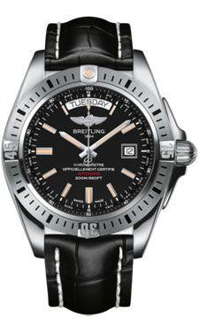 Breitling,Breitling - Galactic 44 Croco Strap - Watch Brands Direct