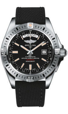 Breitling,Breitling - Galactic 44 Military Strap - Watch Brands Direct