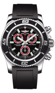 Breitling,Breitling - Superocean Chronograph M2000 Diver Pro II Strap - Watch Brands Direct
