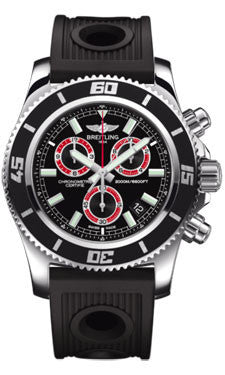 Breitling,Breitling - Superocean Chronograph M2000 Ocean Racer Strap - Watch Brands Direct