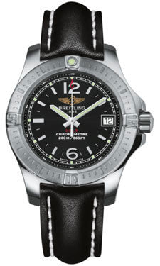 Breitling,Breitling - Colt Lady Leather Strap - Watch Brands Direct