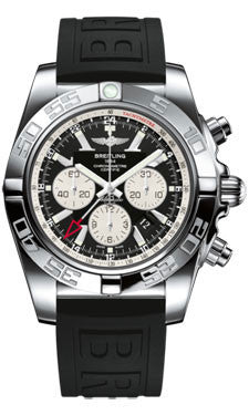 Breitling,Breitling - Chronomat GMT Rubber Strap - Watch Brands Direct