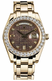 Rolex - Day-Date Special Edition Yellow Gold Masterpiece - Watch Brands Direct  - 2