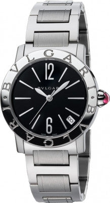 Bulgari,Bulgari - BVLGARI Quartz 26mm - Stainless Steel - Watch Brands Direct
