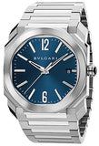 Bulgari,Bulgari - Octo Automatic 38mm - Stainless Steel - Watch Brands Direct