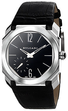Bulgari,Bulgari - Octo Finissimo Extra Thin 40mm - Platinum - Watch Brands Direct