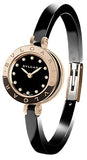 Bulgari,Bulgari - B.zero1 Quartz 23mm - Rose Gold and Ceramic - Short Length Clasp - Watch Brands Direct