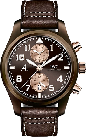 IWC - Pilots Watch Automatic - Chronograph - Watch Brands Direct