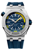 Audemars Piguet,Audemars Piguet - Royal Oak Offshore Diver 42mm - Stainless Steel - Watch Brands Direct