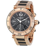 Cartier,Cartier - Pasha Seatimer Chronograph 42.5 mm - Watch Brands Direct