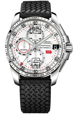 Chopard - Mille Miglia GT XL - 2009 Limited Edition - Stainless Steel - Watch Brands Direct