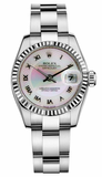 Rolex - Datejust Lady 26 - Steel Fluted Bezel - Watch Brands Direct  - 32