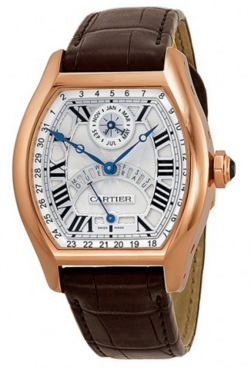 Cartier,Cartier - Tortue Perpetual Calendar - Watch Brands Direct