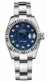 Rolex - Datejust Lady 26 - Steel Fluted Bezel - Watch Brands Direct  - 24