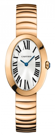 Cartier,Cartier - Baignoire Small - Pink Gold - Watch Brands Direct