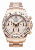 Rolex - Daytona Everose Gold - Bracelet - Watch Brands Direct  - 2