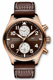 IWC,IWC - Pilots Watch Chronograph Edition Antoine de Saint Exupery - Watch Brands Direct